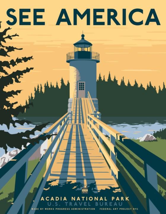 MAINE Acadia_Nat_Park