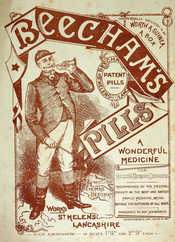 Beecham's Pills