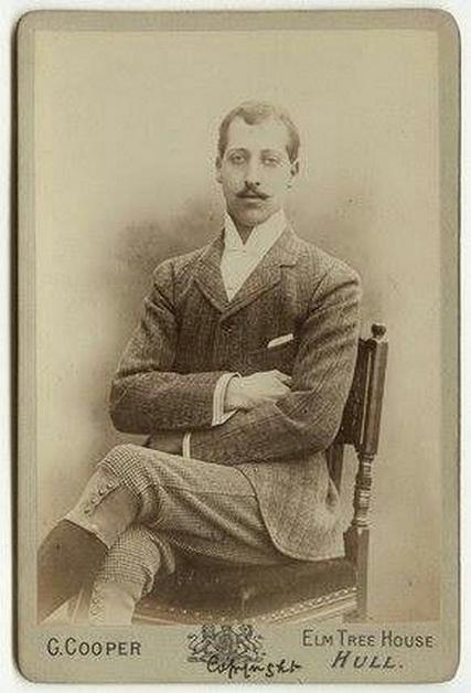 Prince Albert Victor, UK,1800s