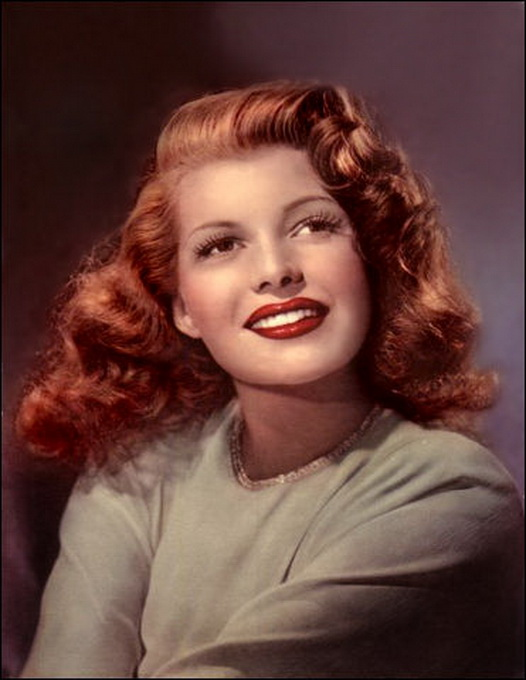 Rita Hayworth, early 1940s