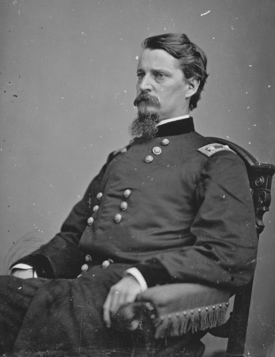US CIVIL WAR general hancock
