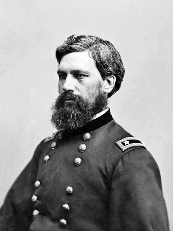 US CIVIL WAR General Oliver Otis Howard