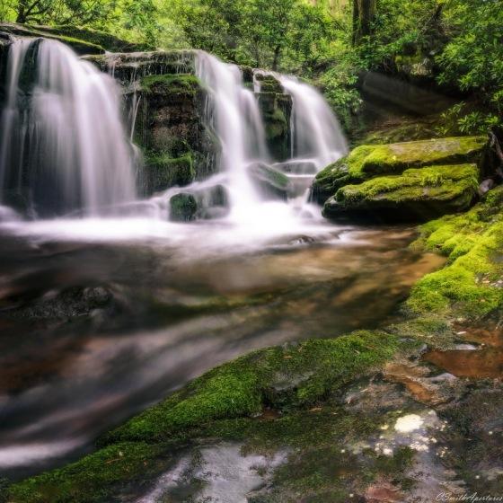 waterfall 6586
