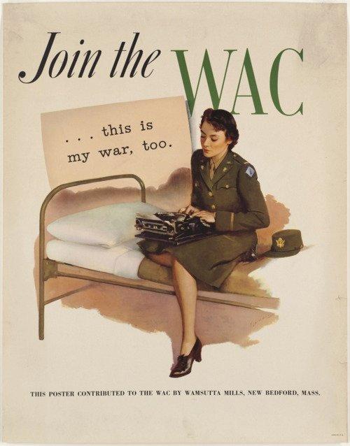 WWII WAC 797