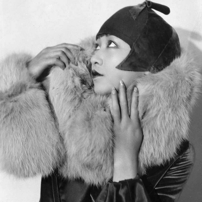 """Chinese-American actress Anna May Wong in """"Picadilly"""", 1929"""