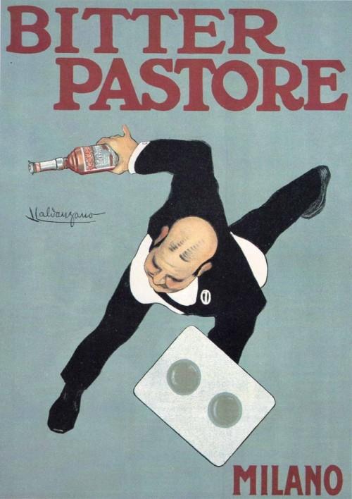 Bitter Pastore, Milano