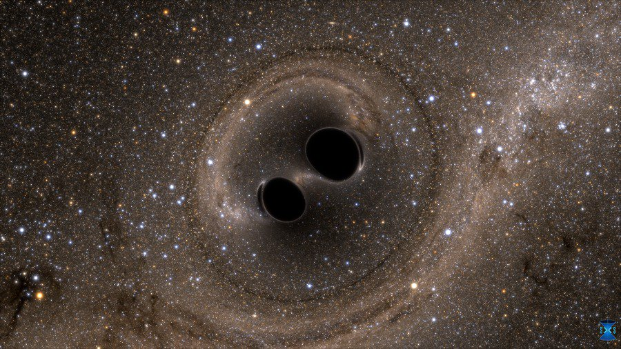 Twin black holes