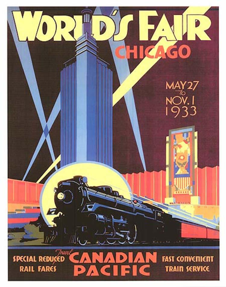 Chicago World's Fair,1933