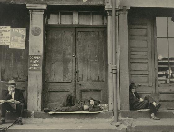depression walker evans 1932