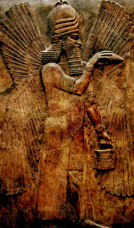 Marduk, ancient Babylonian god