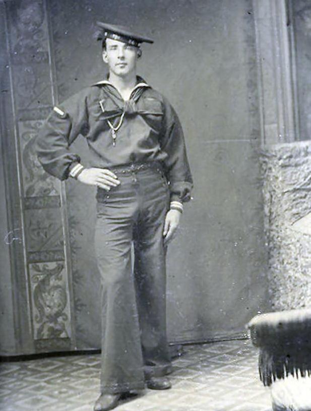 Sailor, 1800s