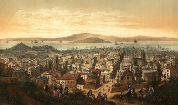 San Francisco, 1850s