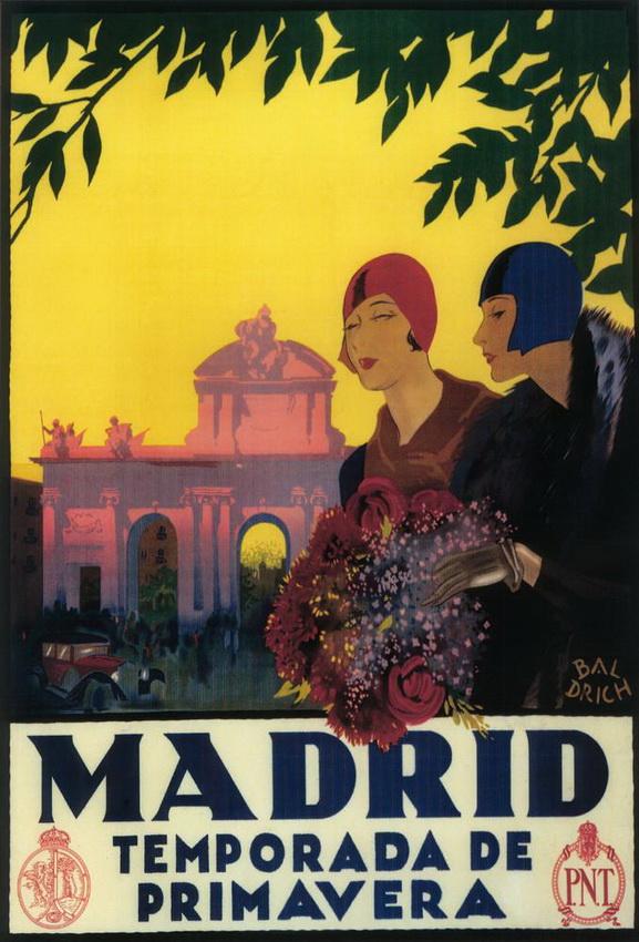 Temporada de Primavera,Madrid