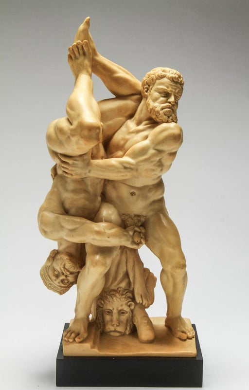 Hercules & Diomedes fightingdirty