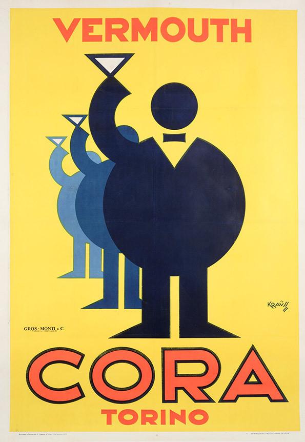 Cora Vermouth, Torino