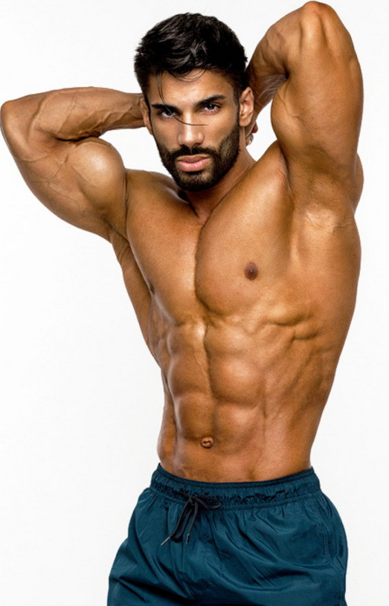 Indian Muscle Model