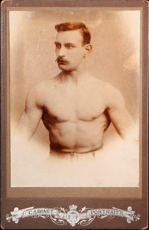 Vintage athlete