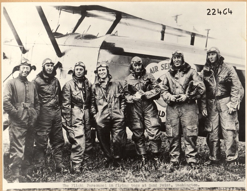 The first aerial circumnavigation of the world was completed in 1924 by a team of American pilots – it took 175 days