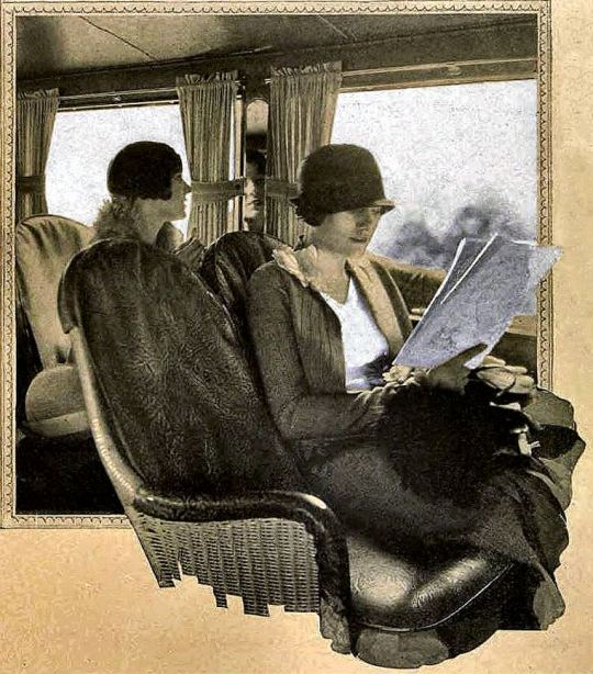 Luxury bus/coach, 1920s