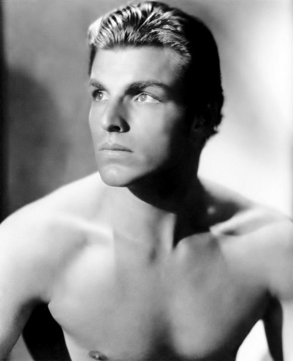 Buster Crabbe, 1930s action moviestar