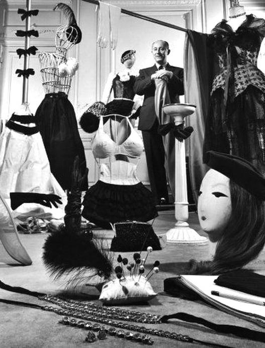 Christian Dior, Paris,1948