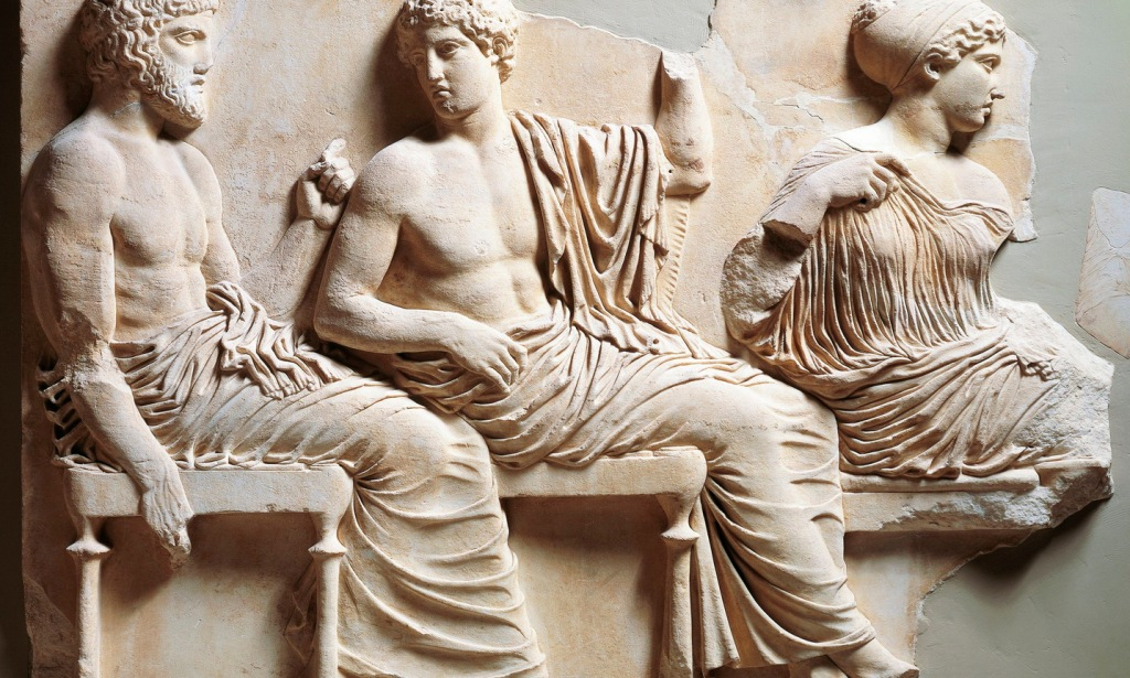 Ancient Greek Frieze