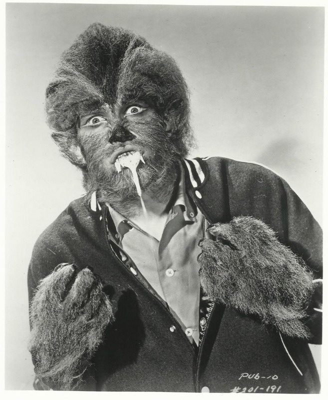 """I Was a Teenage Werewolf"", 1957"
