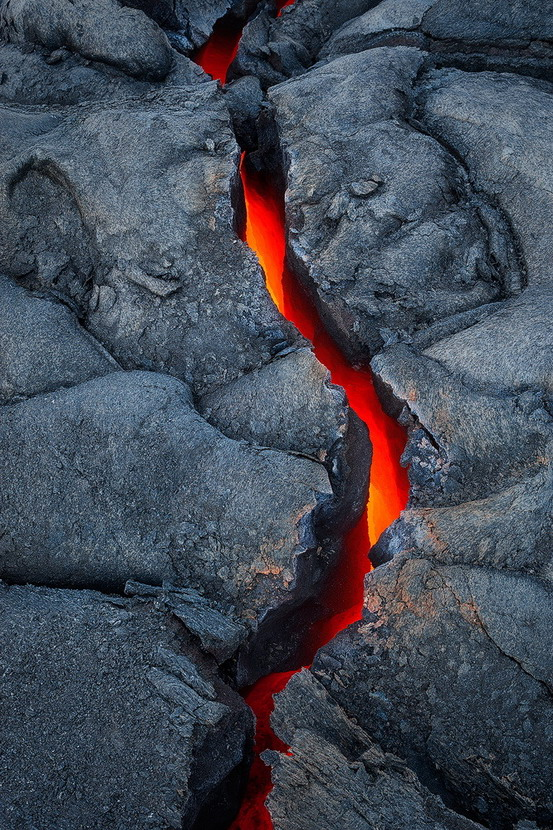 Magma and lava