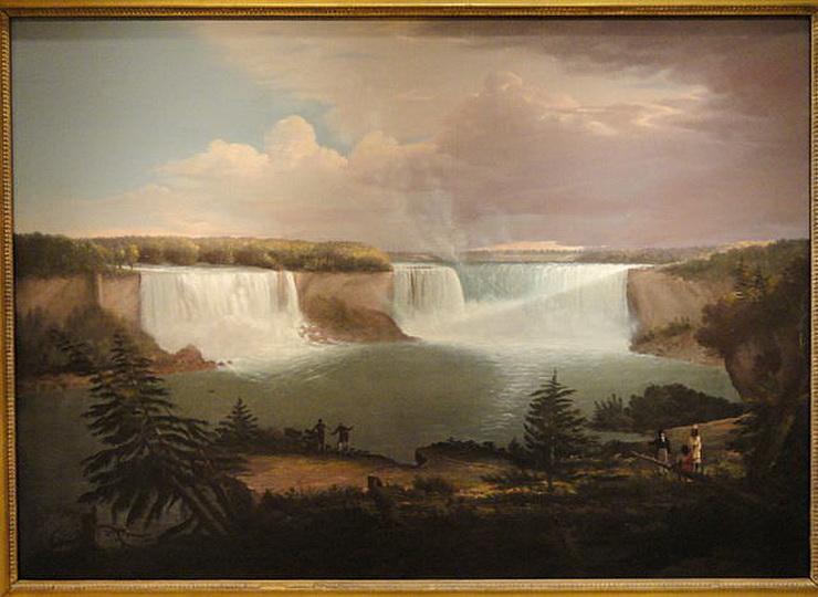 Niagara Falls, 1800s
