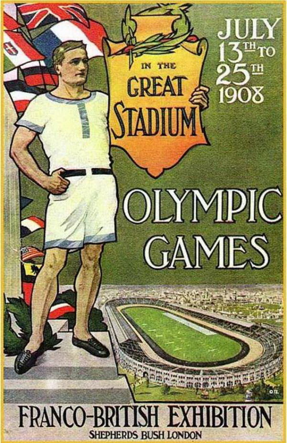 Olympic Games, London,1908