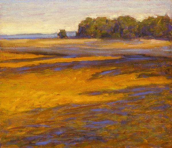 Landscape painting by RickStevens