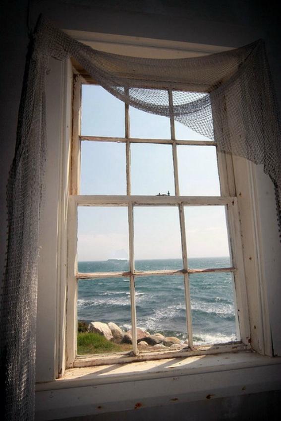 Window to thesea
