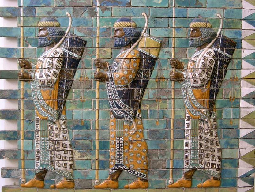 The Archers of Darius, AncientPersia