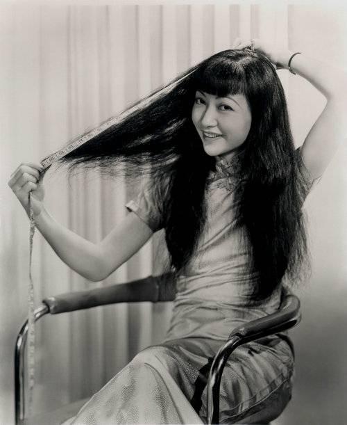 Chinese-American actress Anna May Wong,1930s