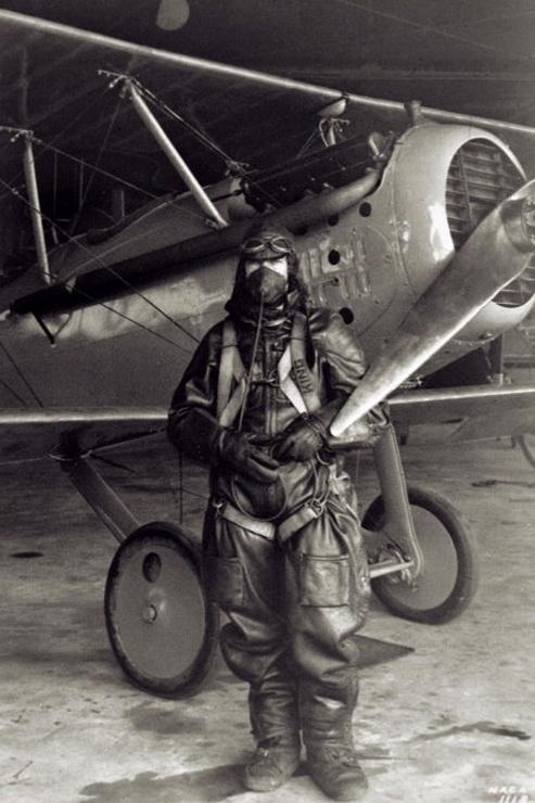 Aviator, 1920s