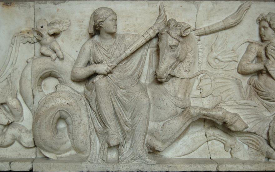 Ancient Greek frieze