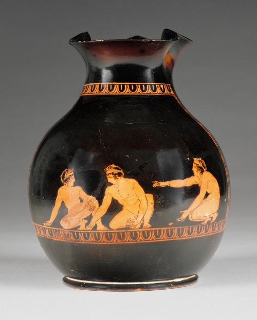 Ancient Greek vase orewer