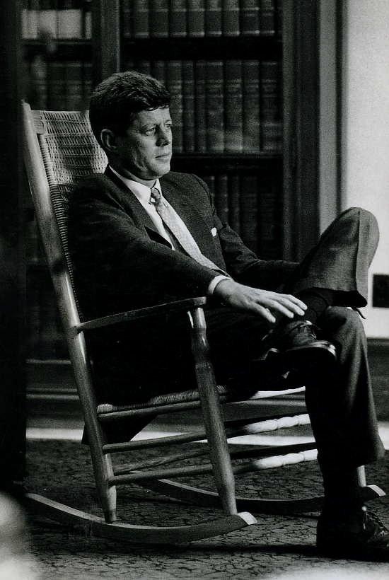 President John F.Kennedy
