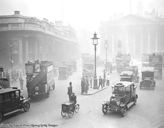 London, early 1920s
