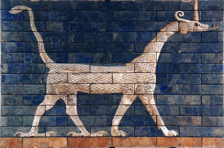 Marduk, ancient Babyloniandeity