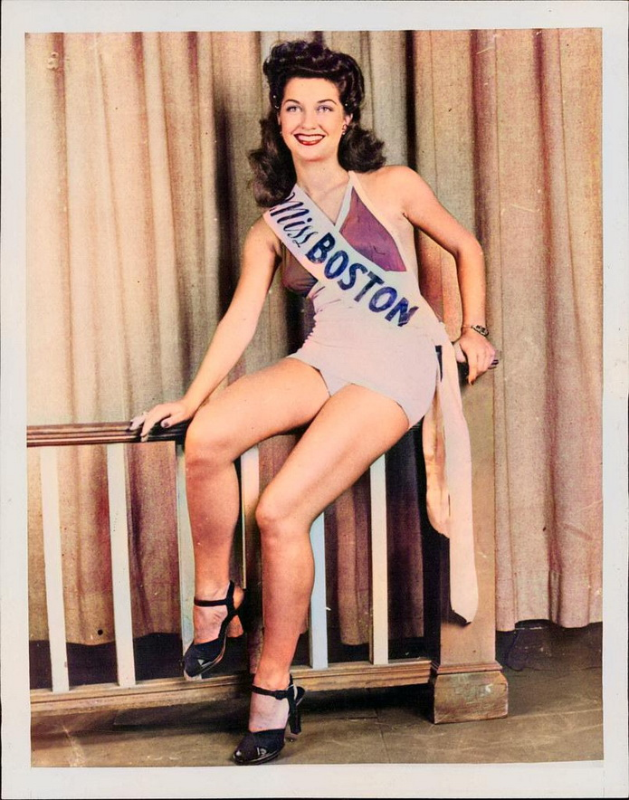 Miss Boston, 1940s