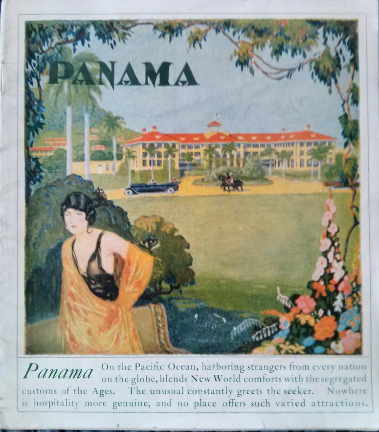 Vintage Panama