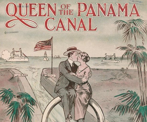 Queen of the Panama Canal