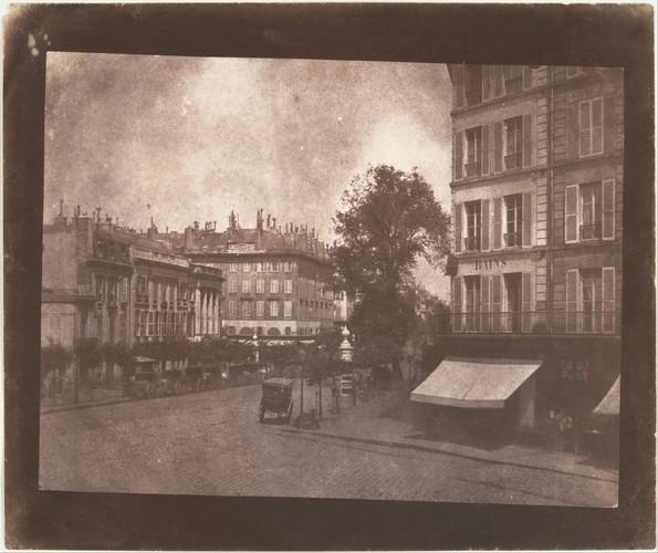 Paris, 1850s
