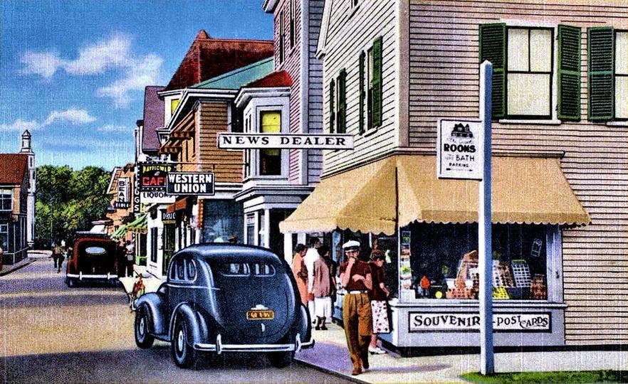 Provincetown, Massachusetts, 1941