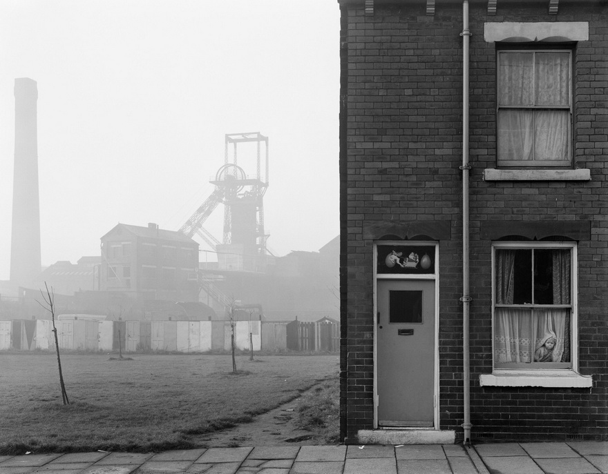 Castleford, Yorkshire, 1976 by ChrisKillip