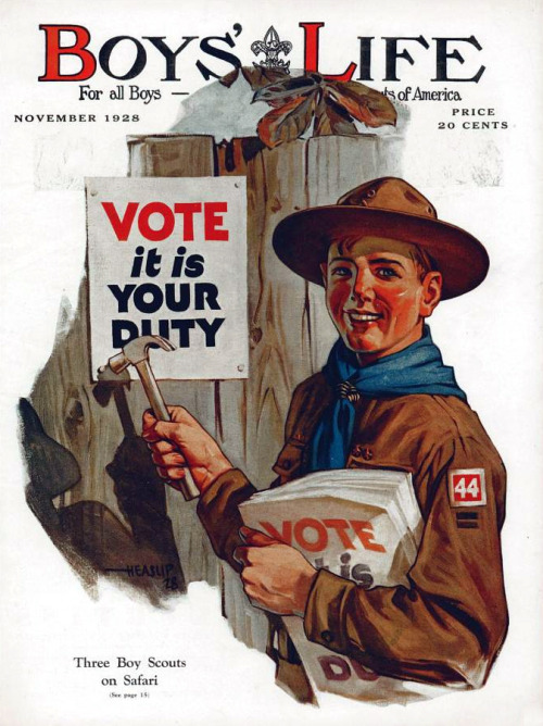 VOTE – It is your duty!