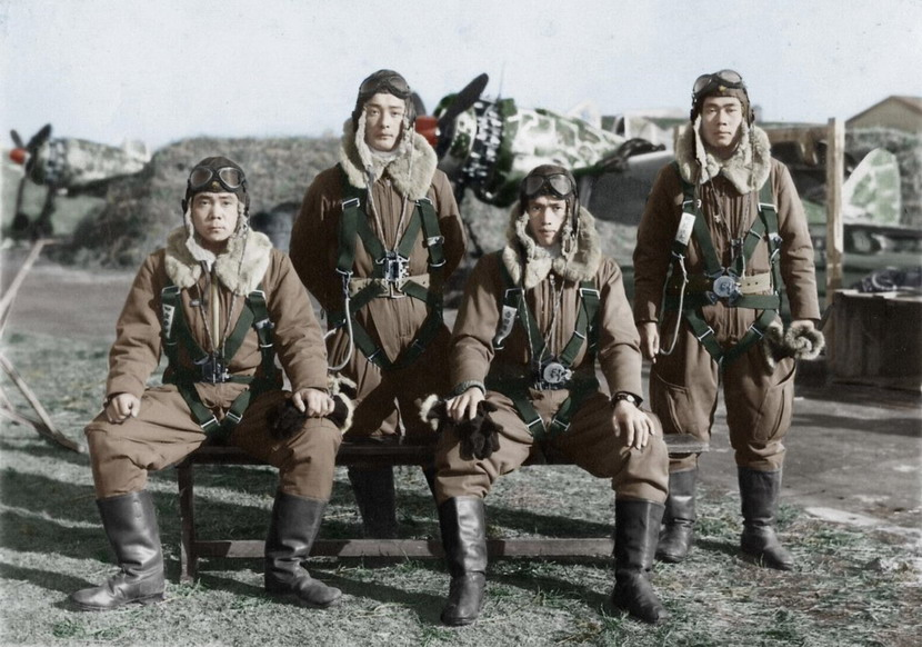 Imperial Japanese Air Force, WWII