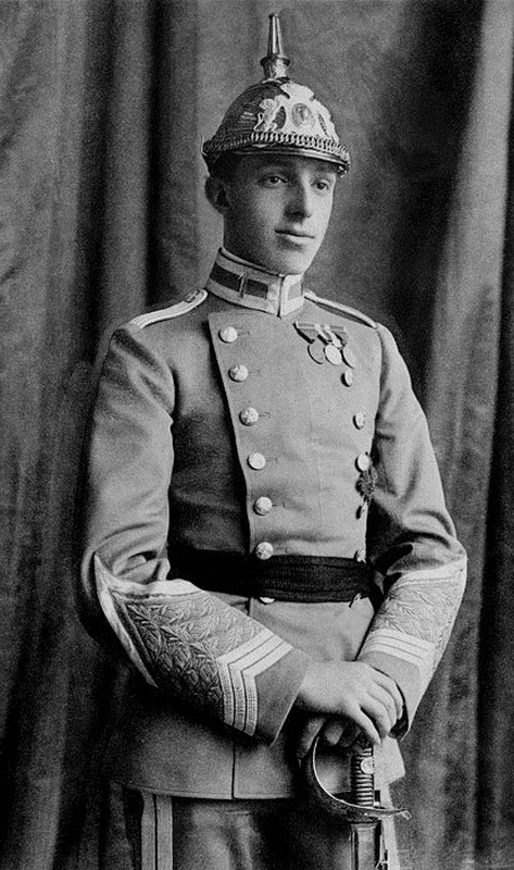 Alfonso XIII, King ofSpain