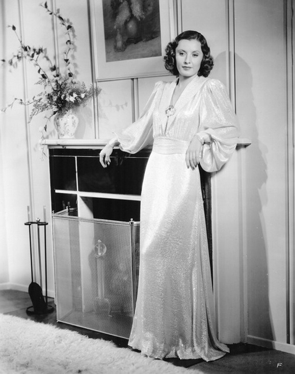 Barbara Stanwyck, late1930s